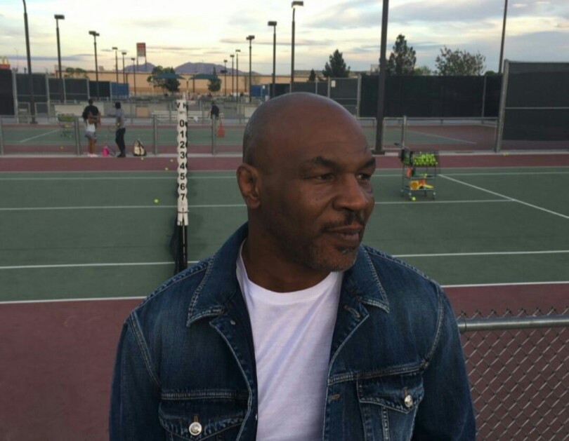 Mike Tyson. (Sumber: Twitter).