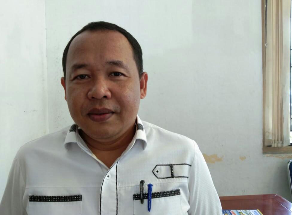 Ketua DPRD Kota Siantar, Timbul Marganda Lingga.