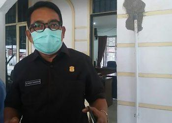 Astronout Nainggolan, Anggota Komisi III DPRD Kota Pematangsiantar. (isiantar/nda).