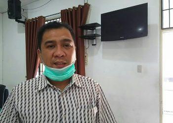 Sekretaris Bapemperda DPRD Kota Siantar, Hendra Pardede. (isiantar/nda).