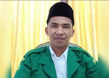Ketua GP Ansor Kota Siantar, Ridwan Akbar M Pulungan.