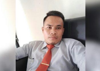 Ketua Himpunan Pemuda dan Mahasiswa Nias Siantar -Simalungun (HIPMA NIAS PSS), Yafanus Buulolo, SH.