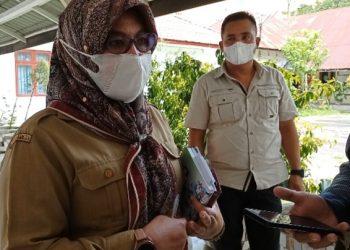 Kepala Badan Pengelola Keuangan Daerah (BPKD) Pemko Siantar, Masni Siregar. (isiantar/nda).